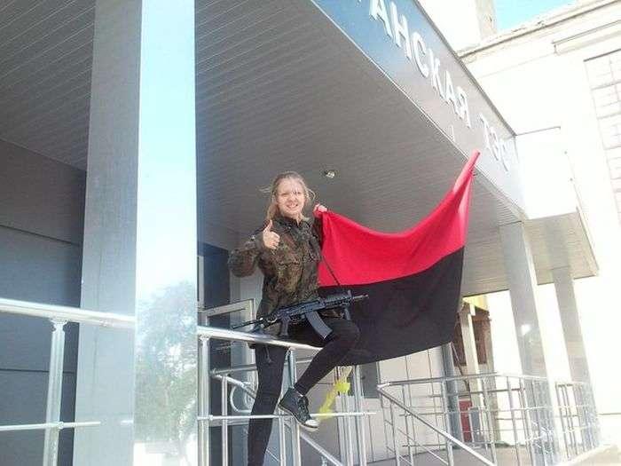 У Вінниці Віта Заверуха і люди в масках увірвалися в офіс фірми (22 фото + відео)