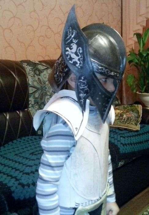 Маскарадний костюм для дитини на ранок (56 фото)