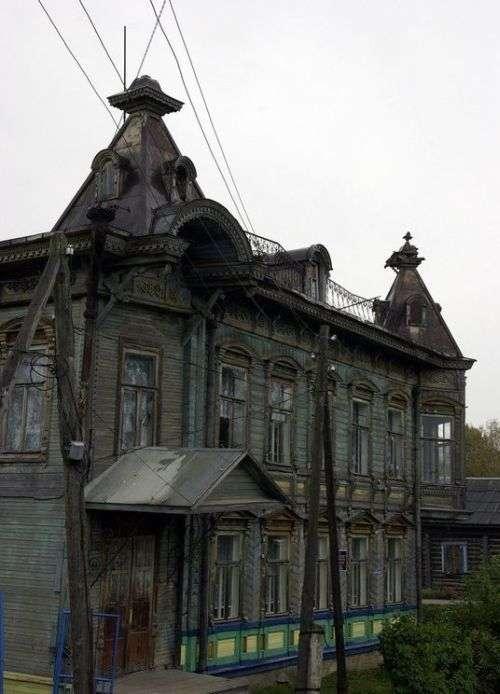 Незвичайний дитячий садок у селищі Червоний Пагорб (8 фото)