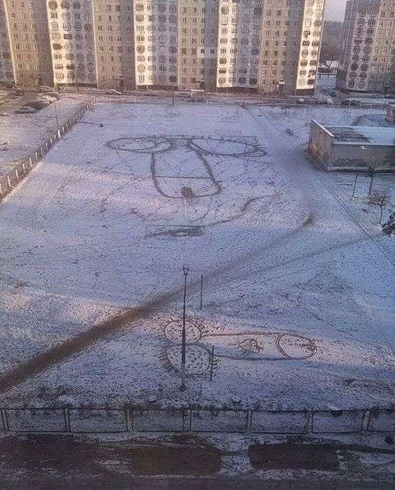 Якби весь світ був Росією... Частина 2 (41 фото)