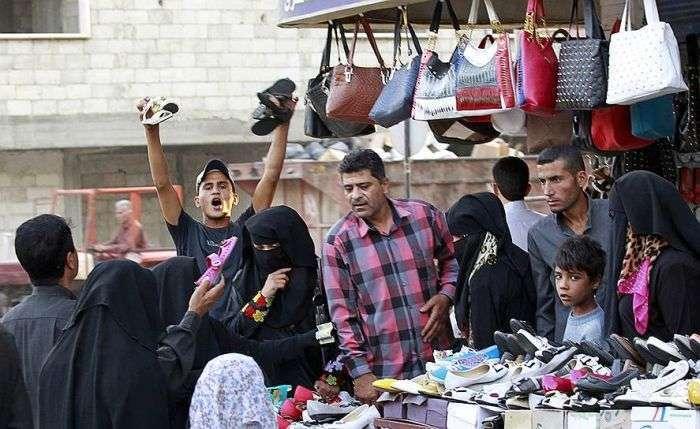 Терористи ИГИЛа збили винищувач F-16 ВПС Йорданії (9 фото)