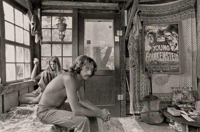 Тейлор Камп - рай для хіпі на Гаваях (19 фото)
