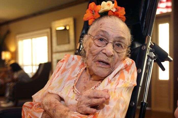 5 жінок, які відкрили для себе секрет довгожительства (7 фото)