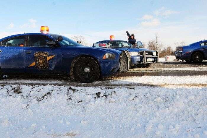 У масовому ДТП в США зіткнулося понад 150 машин (31 фото + 3 відео)