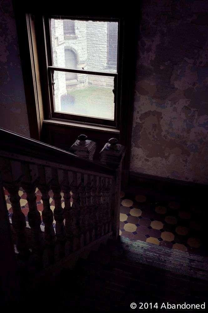 Мэнсфилдское виправну установу або знаменита вязниця Шоушэнк (57 фото)