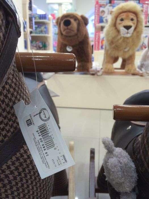 Недитячі ціни елітного магазину товарів для дітей (42 фото)
