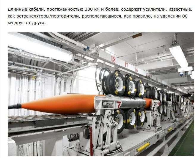 Неймовірна історія підводного Інтернету (110 фото + 2 відео)