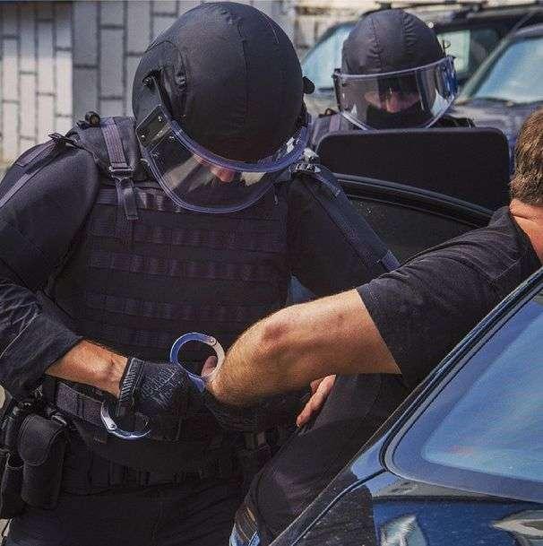 У Москві зявився батальйон «туристичної поліції» (4 фото + відео)