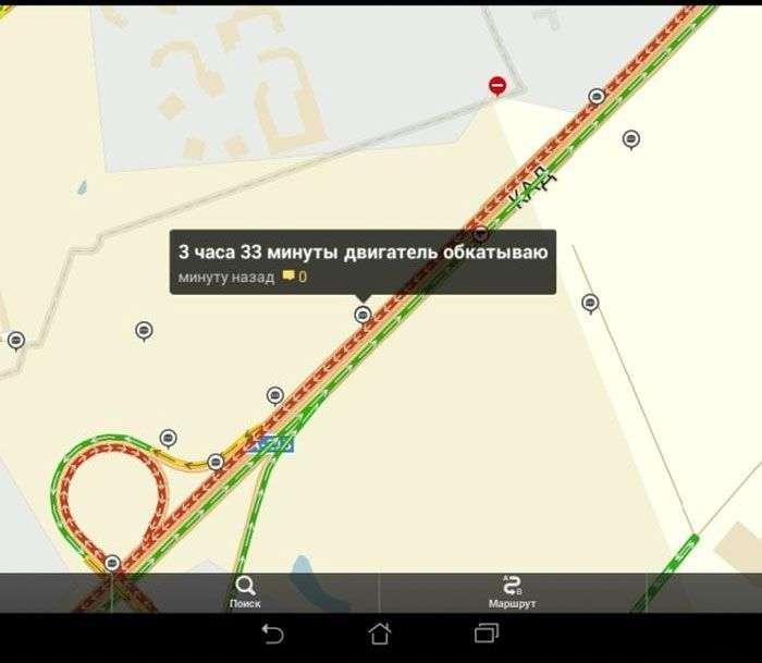 Автомобілісти двох столиць про пробки на дорогах (59 картинок)