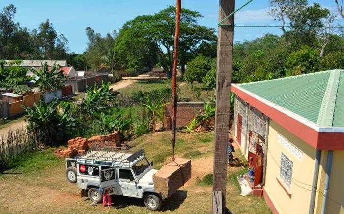 Незвичайне застосування звичайних речей на Мадагаскарі (6 фото)