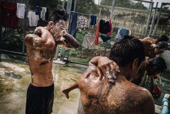 Тайський бокс дає укладеним шанс на дострокове звільнення (17 фото)