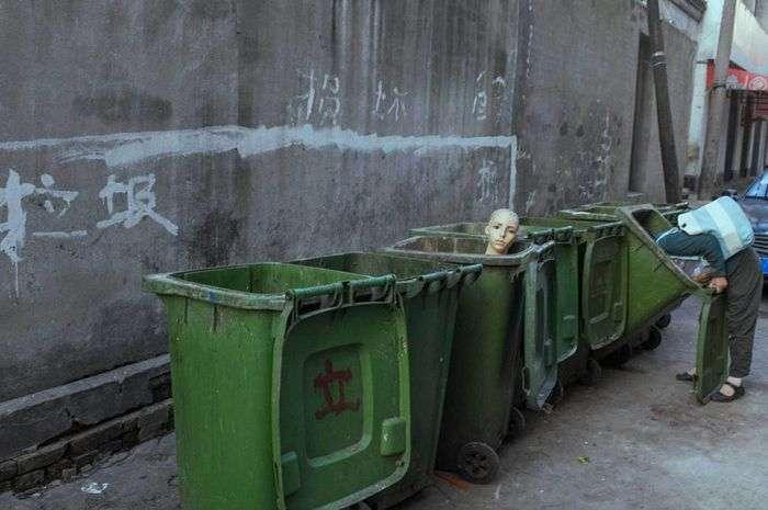 Вуличні фотографії від китайського фотографа Тао Лю (24 фото)