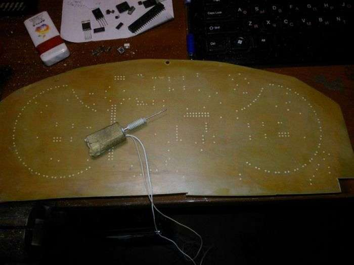 Самостійний тюнінг приладовій панелі ВАЗа (33 фото)