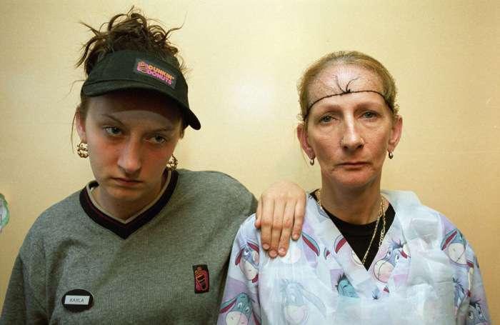 Дівчатка з бідних американських сімей у фотопроекті «Upstate Girls» (19 фото)