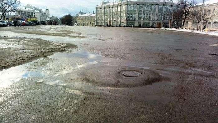 Вологда і її комунальний пекло (46 фото)