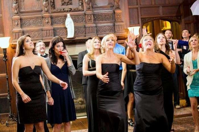 Випадок на весіллі (3 фото)
