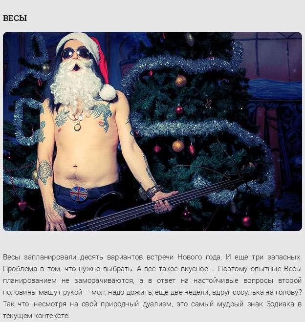 Підготовка до зустрічі Нового року по знаках Зодіаку (12 фото)