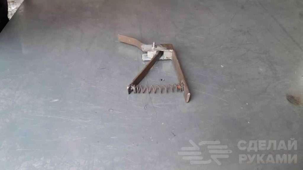 Самодельный пистолет для аэрозольных баллончиков Самоделки