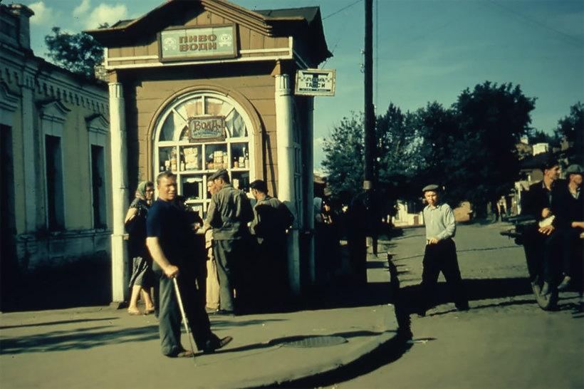 Атмосферные фотографии СССР, сделанные американским профессором доказательства,загадки,история,спорные вопросы
