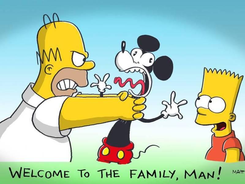Мышь съела лису: чем теперь владеет Disney после поглощения Fox