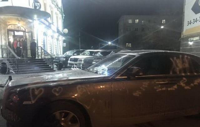В Омске не уважают английский автопром Всячина