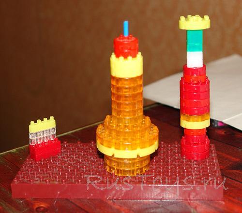Мои детские игрушки. Конструктор. Часть 2