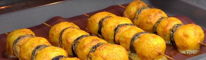 Как приготовить картофель с баклажанами Кулинария