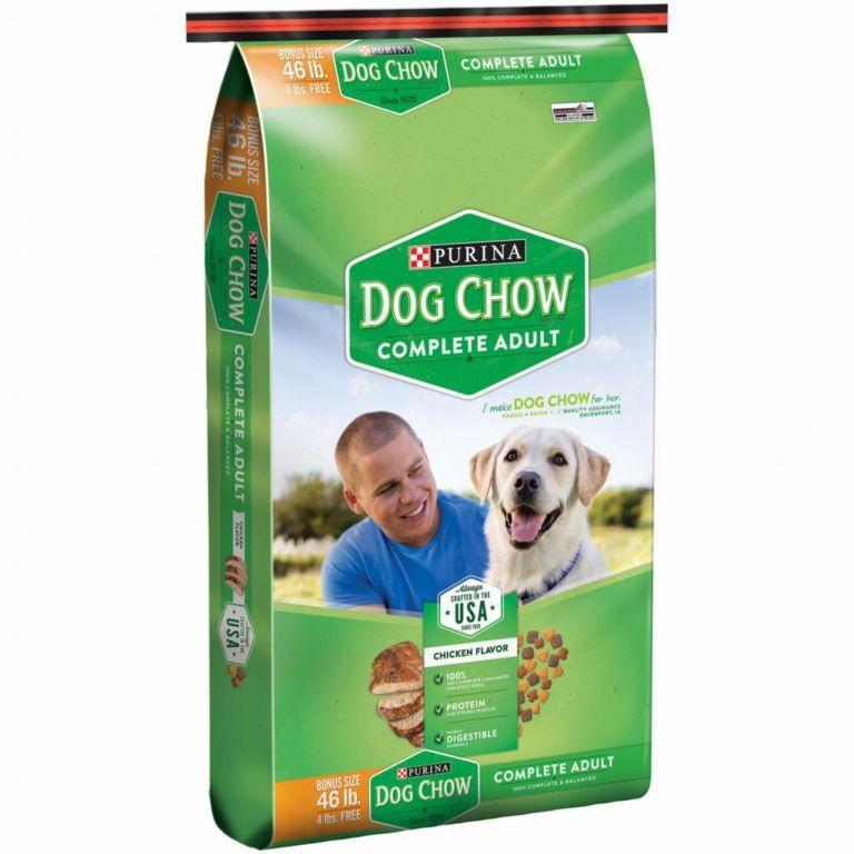 Корм Dog Chow для собак: разбор состава, отзывы ветеринаров зверушки,живность,питомцы, Животные