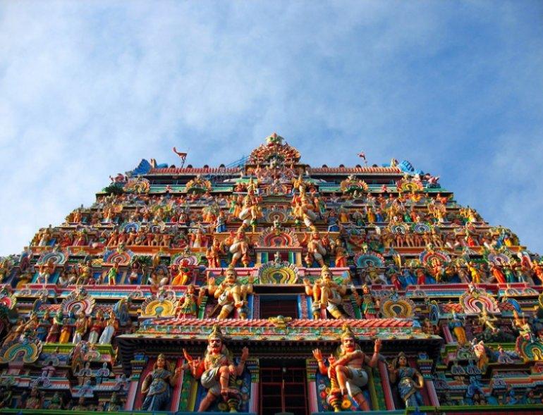 Чидамбарам, или храм танцующего Шивы путешествия, Путешествие и отдых