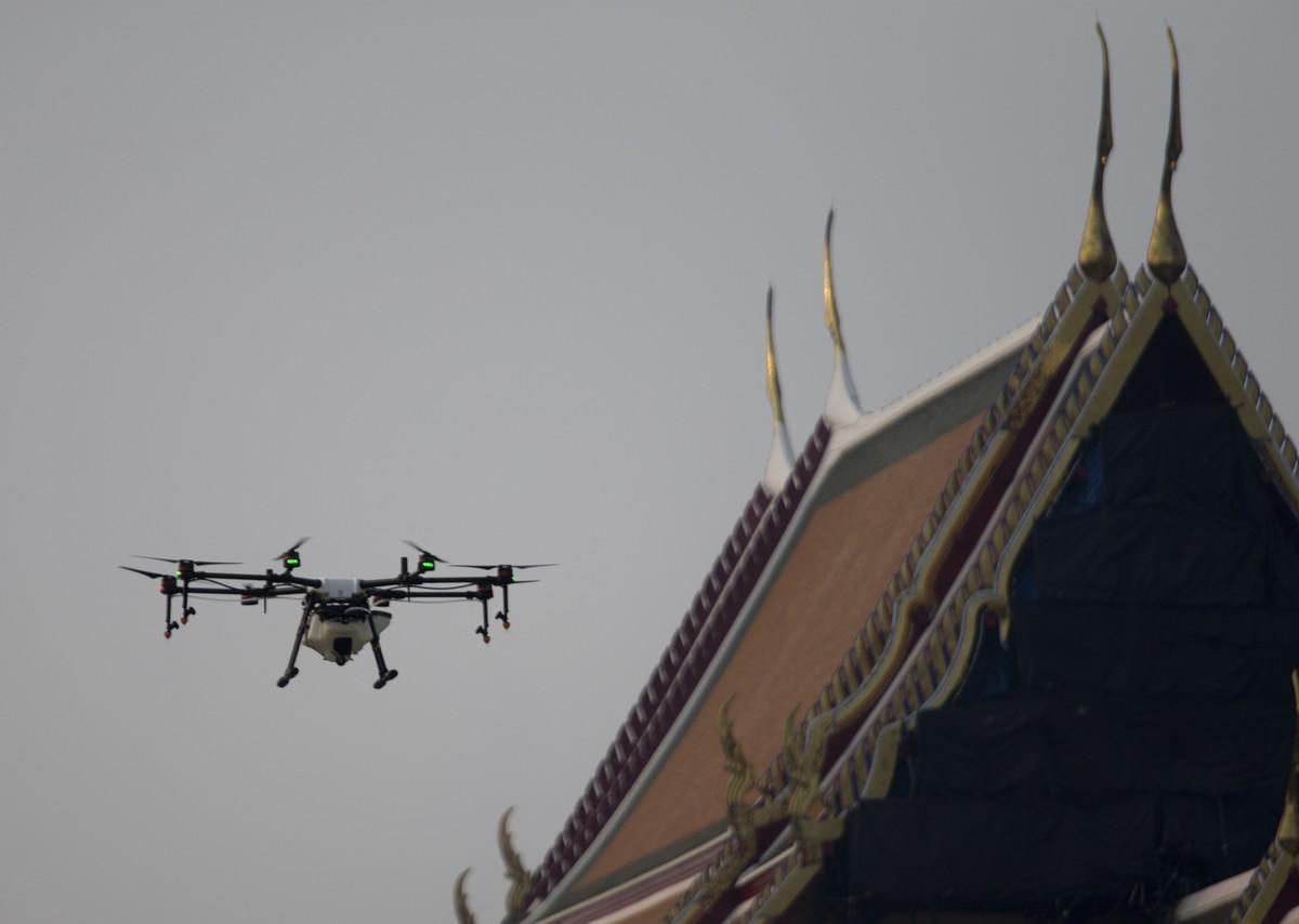 Интересные фотографии из Таиланда МиР