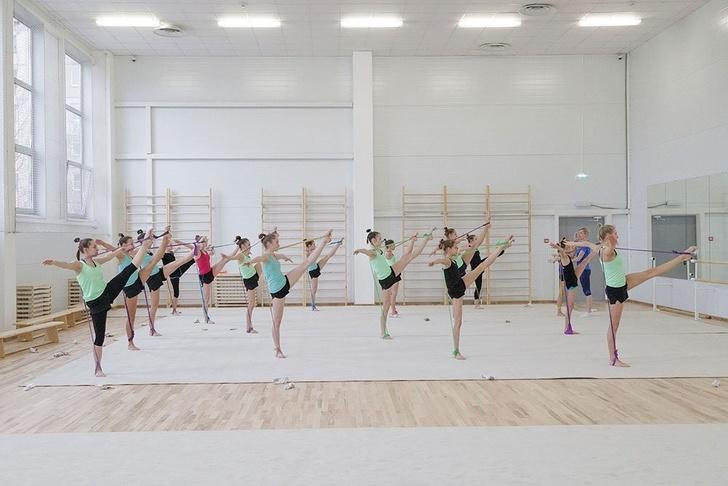 Новый Центр художественной гимнастики открылся в Туле события, Новости