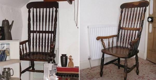 Опасен ли стул Басби — самая смертоносная мебель на планете? Интересное
