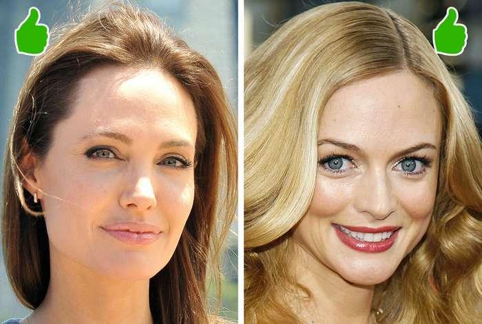 Как цвет волос должен сочетаться сцветом глаз, чтобы новый образ шел нам, аневредил Интересное