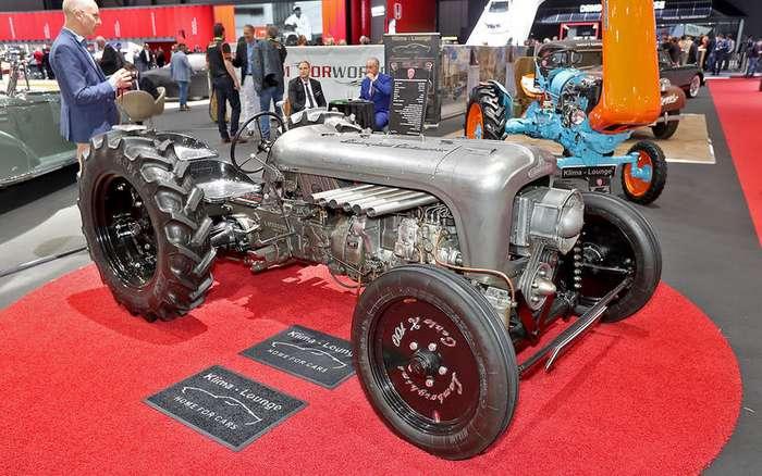 От электровелосипеда «Мазератти» до раритетного трактора «Ламборгини»: чем удивил Женевский автосалон-2019 авто