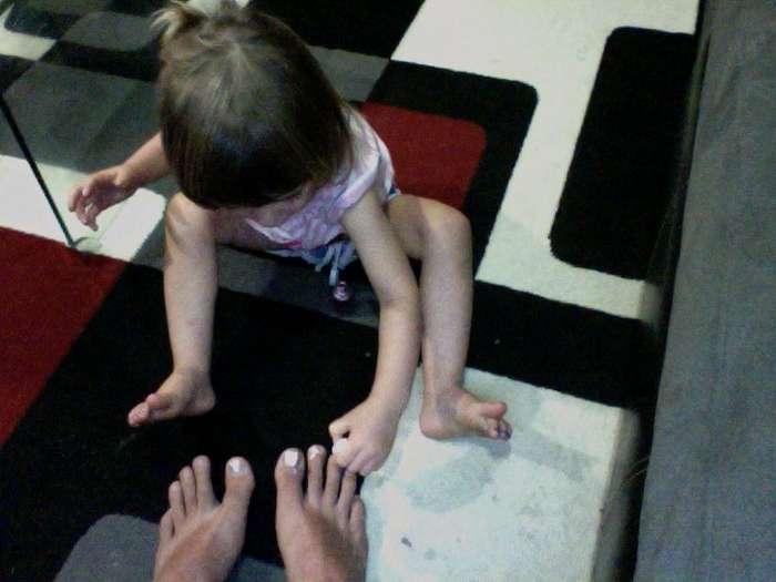 19искренних снимков отом, каково это— быть отцом-одиночкой Интересное