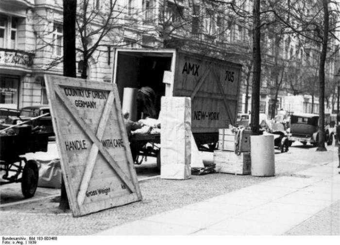 Военный бюджет Третьего рейха на треть состоял из богатства евреев Интересное