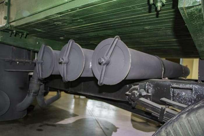 Рассказы об оружии. Газогенераторный автомобиль ЗИС-21   авто