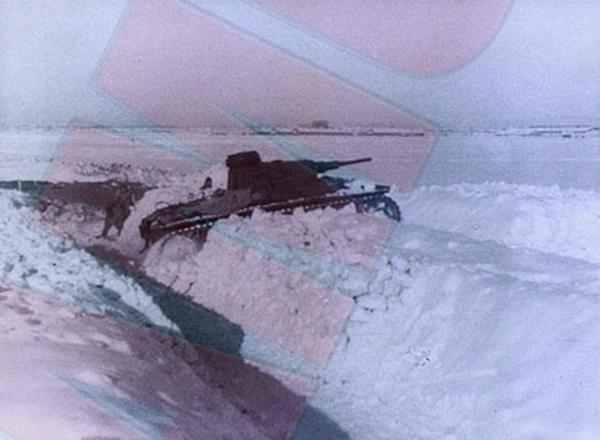 Испытание русского, английского и немецкого танков в проходимости по снегу напомнило анекдот   Интересное