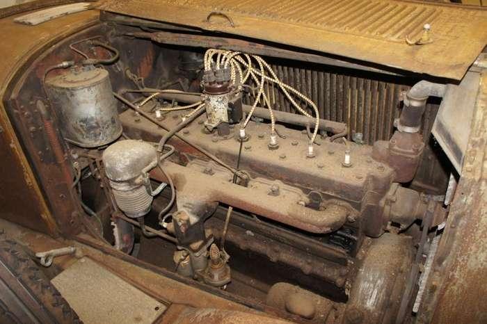 Packard 1926 года: «барнфайнд» навечно   авто