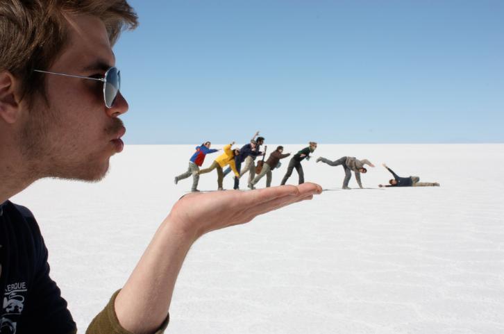 22 человека, которые делают фотографии круче профессионалов   Интересное