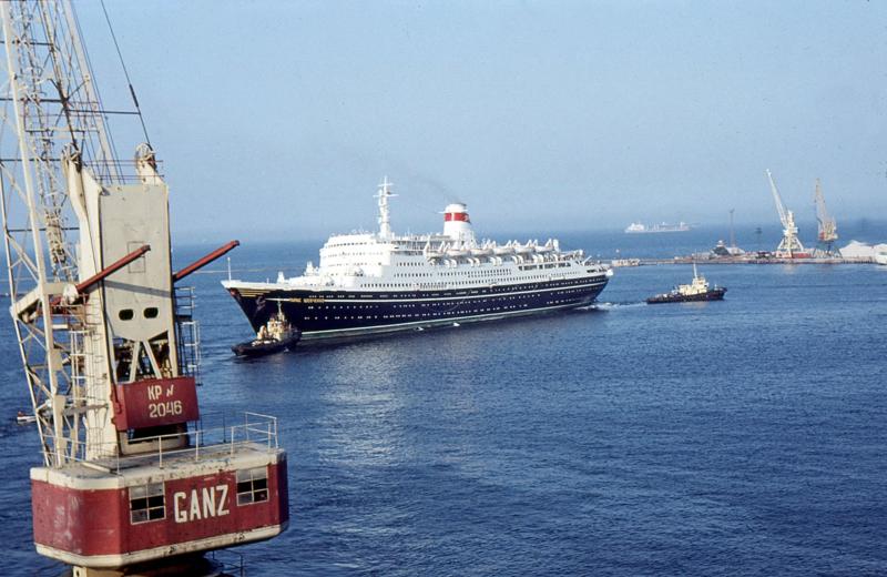 1970-1972. Фрэнк Баумгарт путешествует по Советскому Союзу Интересное