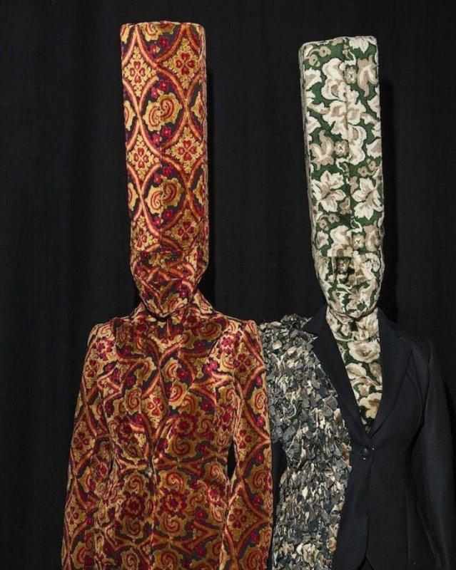 Бредовые модные показы курьезы