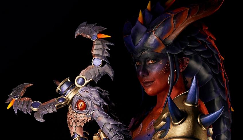 Overwatch Cosplay Battle — косплей-баттл для поклонников игры Blizzard Overwatch Cosplay Battle