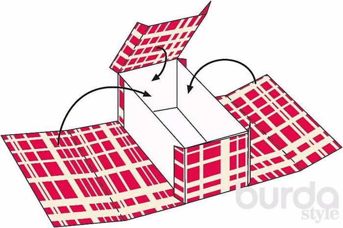 Кожаные коробки своими руками от Burdastyle: мастер-класс поделки