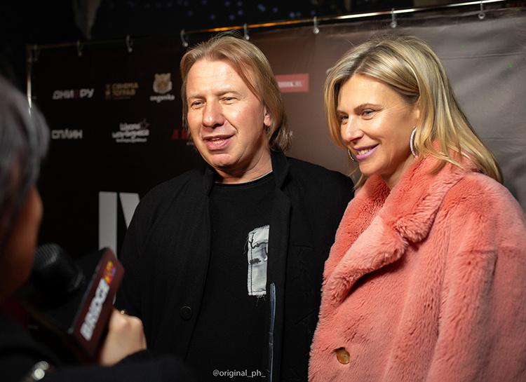 Николай Носков впервые вышел в свет после перенесенного инсульта Звезды / Новости о звездах