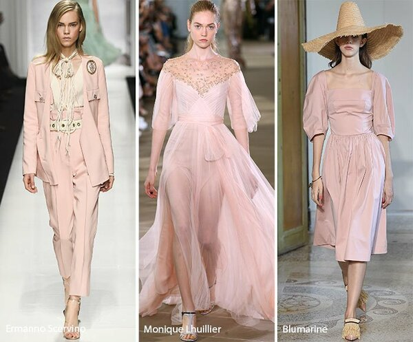 """""""Цветущий кизил"""" - цвет, который придает женственности и элегантности. И освежает образ мода"""