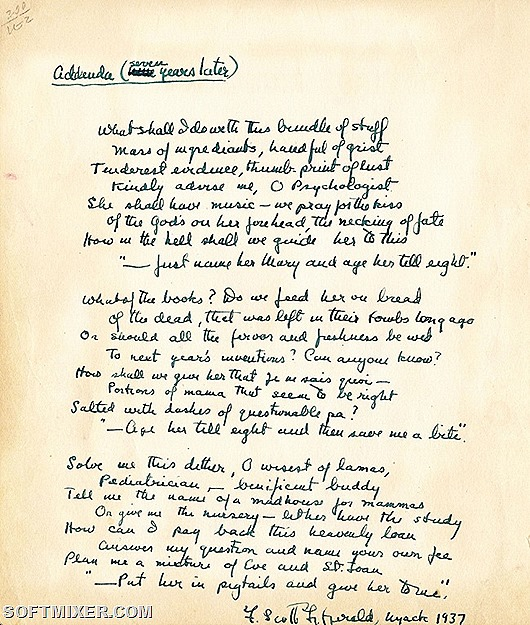 Известные люди и их почерк