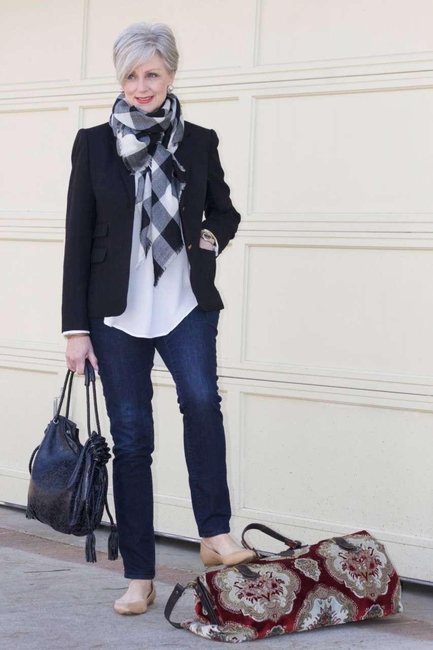 Уличная мода после 50 или стильная зрелость... мода
