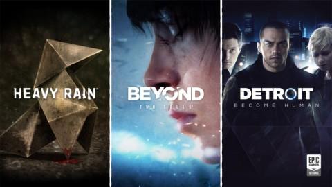 PC-версии Detroit, Heavy Rain и Beyond обзавелись системными требованиями PC