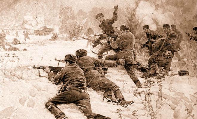 Неизвестная война, которая была между Россий и Китаем война